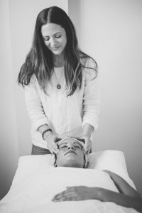 Elevated Facial at Collective Skin Care in Vancouver.