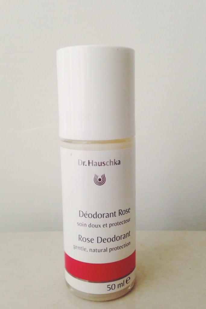 dr. hauschka, natural deodorant